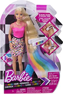 Best barbie hair chalk doll Reviews