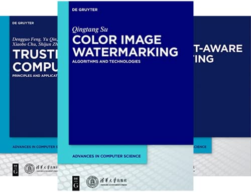 Advances in Computer Science (3 Book Series)