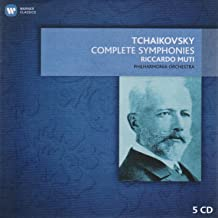 Tchaikovsky: The Complete Symphonies - Orchestral Works Budget Box