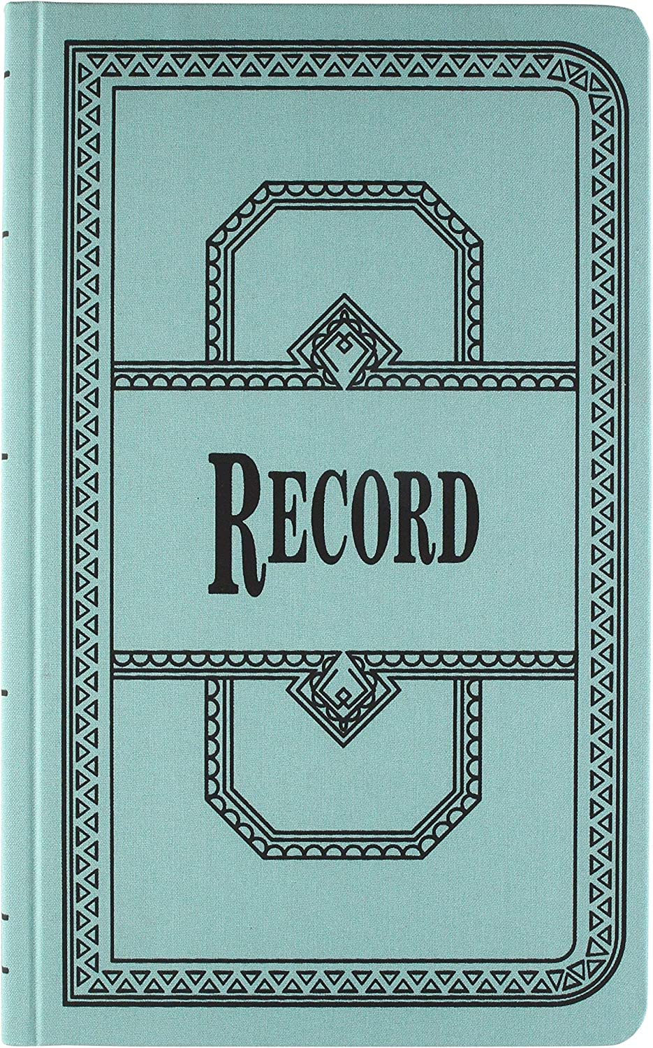 Blue Record Ruling 12-1//8ʺ x 7-5//8ʺ 66 Series Account Books 300 Pages New Version 66-300-R