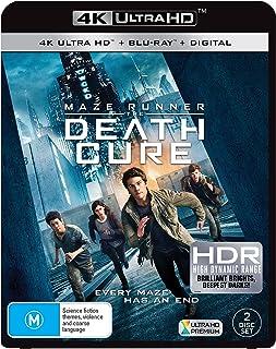Maze Runner: The Death Cure (2 Disc) (4K Ultra HD + Blu-ray + Digital)