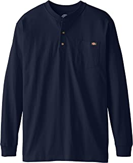 Men's Big-Tall Long-Sleeve Heavyweight Henley