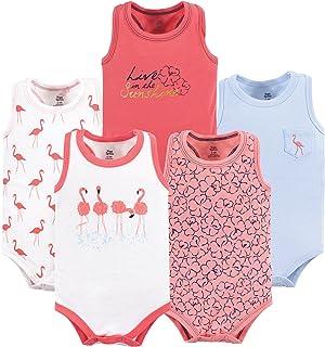 a06b48a8da Amazon.com  Pinks - Bodysuits   Clothing  Clothing