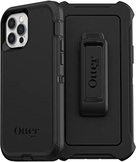 Otterbox Defender Case for iPhone 12 / iPhone 12 Pro - Black 77-65401
