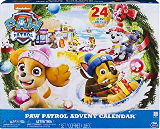 Paw Patrol - 2018 Advent Calendar Release - Includes 24 Gifts to Explore - Ages 3+