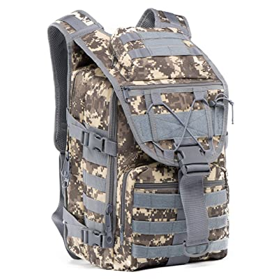 T1FE 1SFE 40L Military Tactical Backpack Large ...
