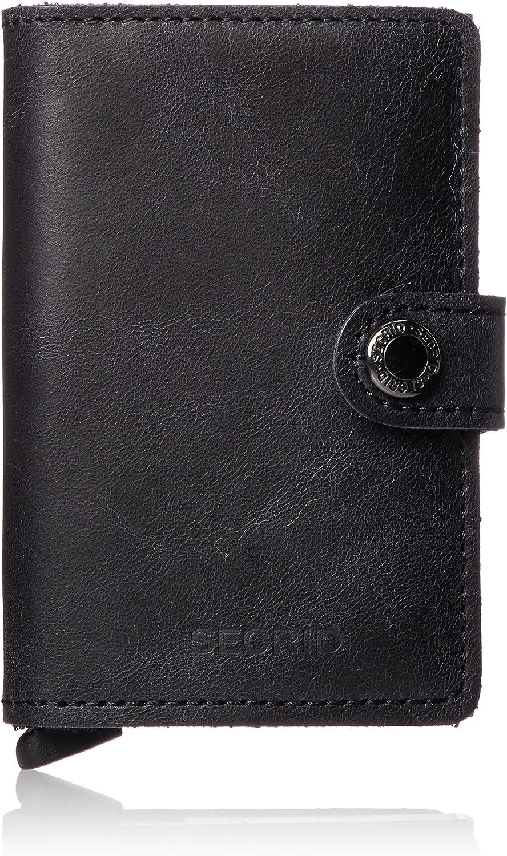 Secrid RFID Mini Wallet  Vintage Black