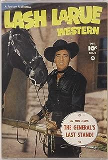 Lash Larue Western v2 #9