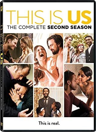 This Is Us: The Complete Second Season [Import]