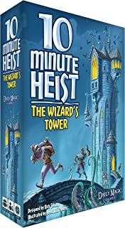 Daily Magic Games DMG 10MH 001 10 Minute Heist The Wizard's Tower Game