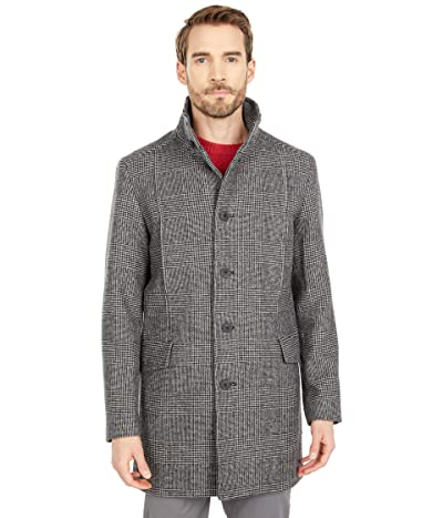 Selected Homme Morrison Wool Coat (White/Black) Men