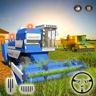 Virtual Farming Simulator- Farm Truck Games for Kids FREE