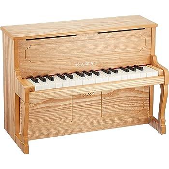 KAWAI アップライトピアノ ナチュラル