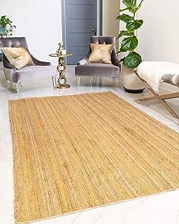 Best custom size jute rug Reviews