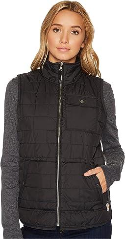 Carhartt Amoret Flannel Lined Vest