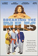 breaking the rules dvd