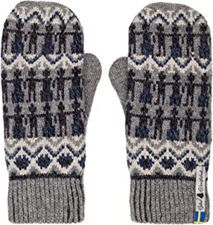 Sponsored Ad - Öjbro Swedish made 100% Merino Wool Soft Thick & Extremely Warm Mittens (as Featured by the Raynauds Assn)