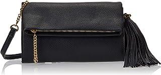 Aldo Crossbody Bag For Women, Polyester, Black - Hodes98