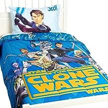 Lucas Film Clone Wars Jedi Twin Comforter