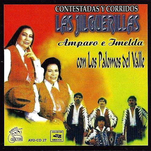 Contestadas Y Corridos By Las Jilguerillas On Amazon Music Amazoncom