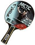Arctic 5Star Tischtennisschläger, unisex, Arctic 5 Star, rot, Nicht zutreffen