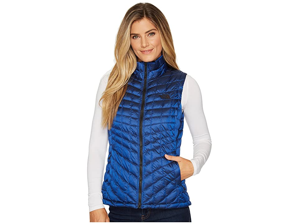 The North Face Thermoball Vest (Brit Blue) Women