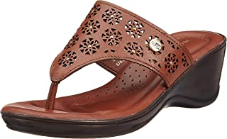 Hush Puppies Women's Wave Toepost Leather Fashion Sandals