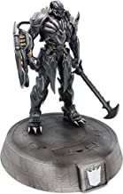 Transformers: Licensed Statue Phone Dock Megatron Charging Station - Fits iPhone X, 8, 7, 6S, 6, Android, Samsung, Galaxy, LG Up to 6-in Screen Size - Swordfish Tech