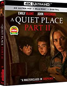A Quiet Place Part II arrives on Digital July 13 and on 4K, Blu-ray, DVD July 27 from Paramount