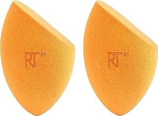 REAL TECHNIQUES 2 件装奇迹肤色海绵 - 多元式