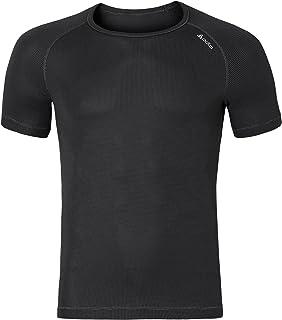 Odlo Sportunterwäsche Shirt Short Sleeve Crew Neck Cubic heren hemd