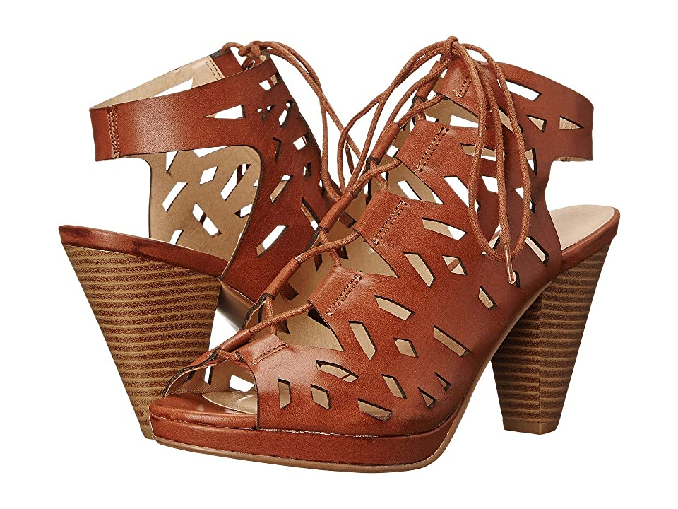 CL By Laundry Whizz (Rich Brown Burnished) High Heels