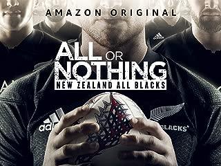 All or Nothing: New Zealand All Blacks - Season 1 (4K UHD)
