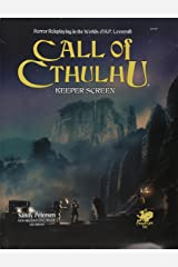 Call of Cthulhu Keeper Screen (Call of Cthulhu Roleplaying) Paperback