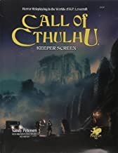 Download Call of Cthulhu Keeper Screen (Call of Cthulhu Roleplaying) PDF