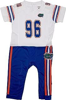Florida Gators Away Baby NCAA Uniform Romper