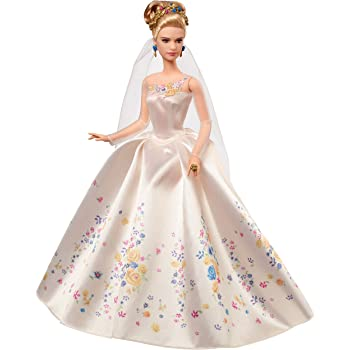 Amazon Com Disney Cinderella Wedding Day Cinderella Doll Toys Games
