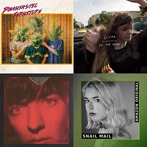 Female Indie Von Aurora Blond Blondie Warpaint Soccer Mommy