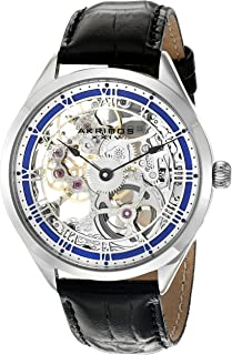 Akribos XXIV Amazon Exclusive Men's AK802 Mechanical Hand Wind Watch