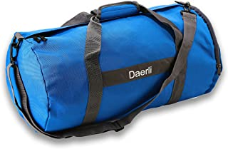 Sponsored Ad - Daerli Gym Bag, 20 Inches Foldable Travel Bags for Women Water Resistant Travel Duffel Bags with Side Pocke...