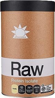 Amazonia Raw Protein Isolate Vanilla, 1 kg