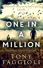 One In A Million: A Supernatural Crime Thriller (The Fasano Trilogy Book 1) (English Edition)