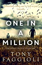 One In A Million: A Supernatural Crime Thriller (The Fasano Trilogy Book 1)