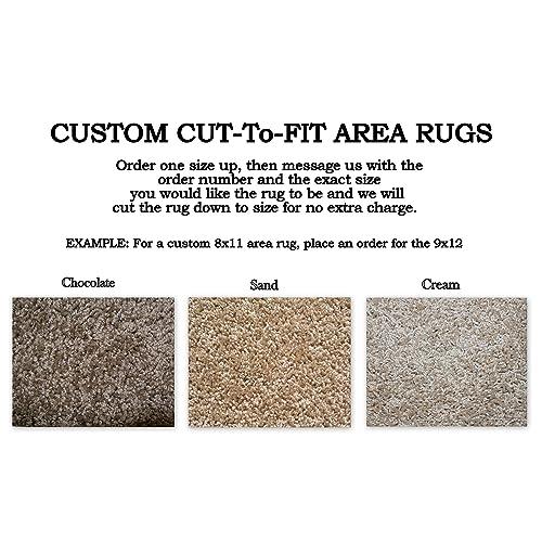 Custom Size Outdoor Rugs Amazon Com