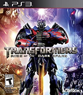 Transformers Rise of the Dark Spark (輸入版:北米) - PS3