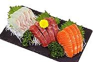 [冷蔵] 魚の北辰 刺身盛り合わせ3点盛り(まぐろ・真鯛・サーモン) [消費期限:お届け日当日]