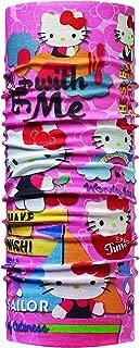 Buff Serviette Multifonction pour Enfant Hello Original Taille Unique Multicolore