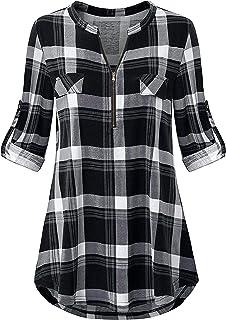 e129aac134bb Suchergebnis auf Amazon.de für: longbluse damen elegant: Bekleidung