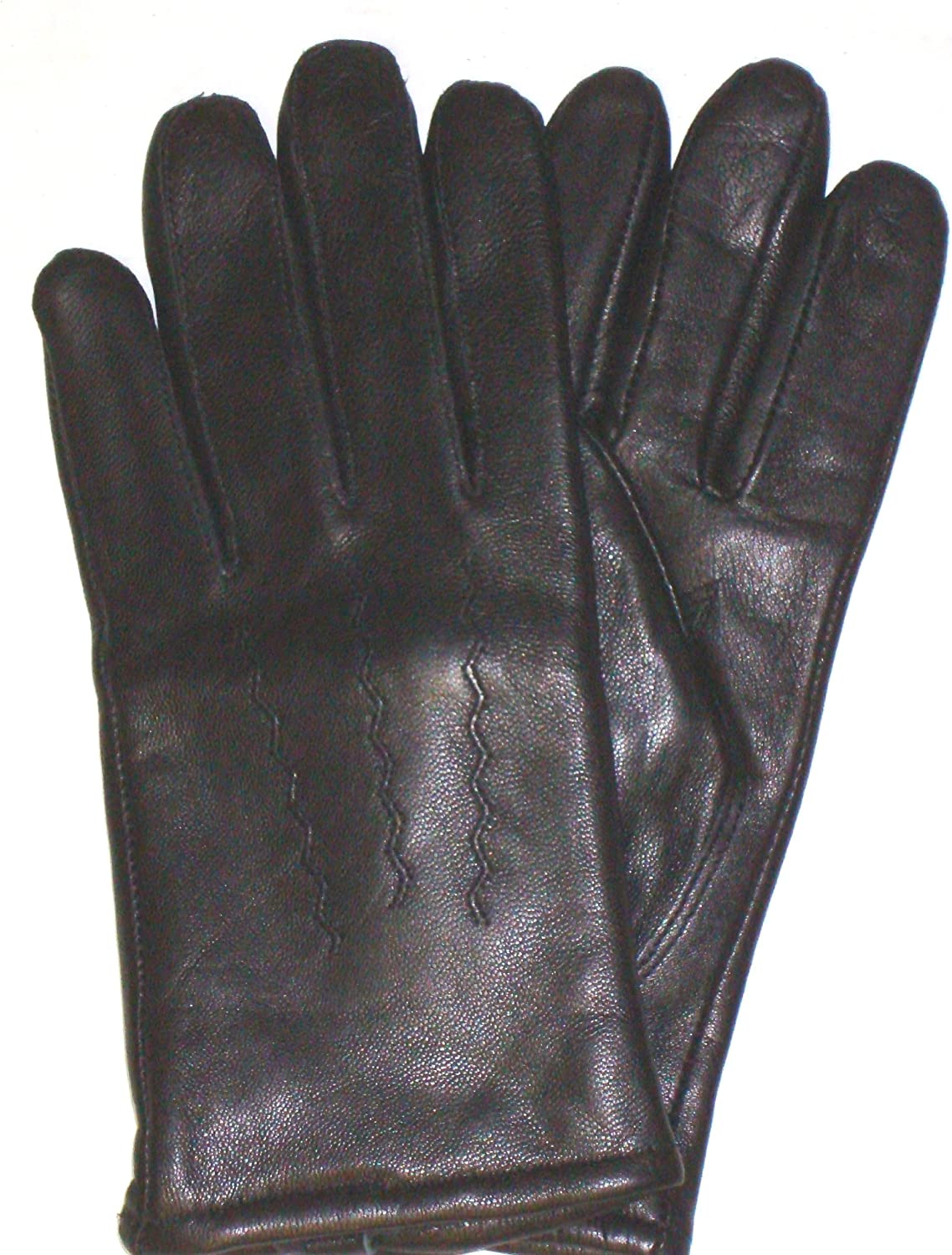Black Adler Soft Leather Luxurious Gloves Men for Fixed price for sale Looking gift