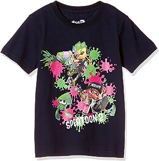 [スプラトゥーン] Tシャツ 半袖 KDS キッズ Splatoon2 スプラトゥーン2 ナワバリバトル 22823712